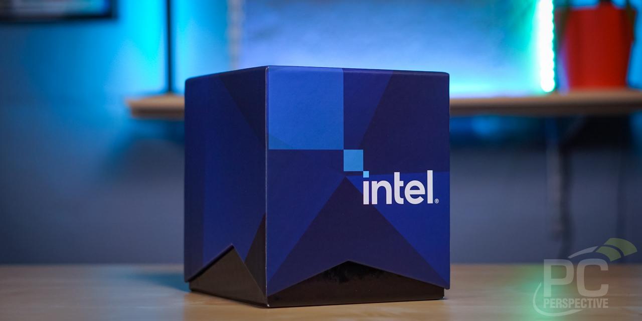 Intel Core i9-11900K Multi-Core Frequency Power Limits Chart