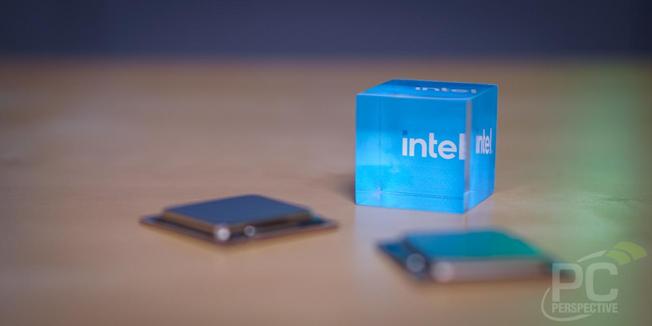 Intel Core i9-11900K i5-11600K Cube