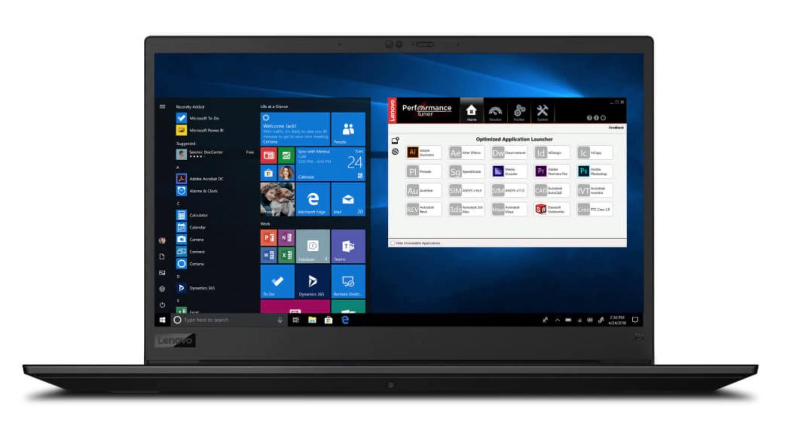 "Lenovo ThinkPad P1 Gen 3 15"" - Long Term Review - General Tech 40"