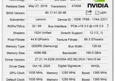 "Lenovo ThinkPad P1 Gen 3 15"" - Long Term Review - General Tech 62"