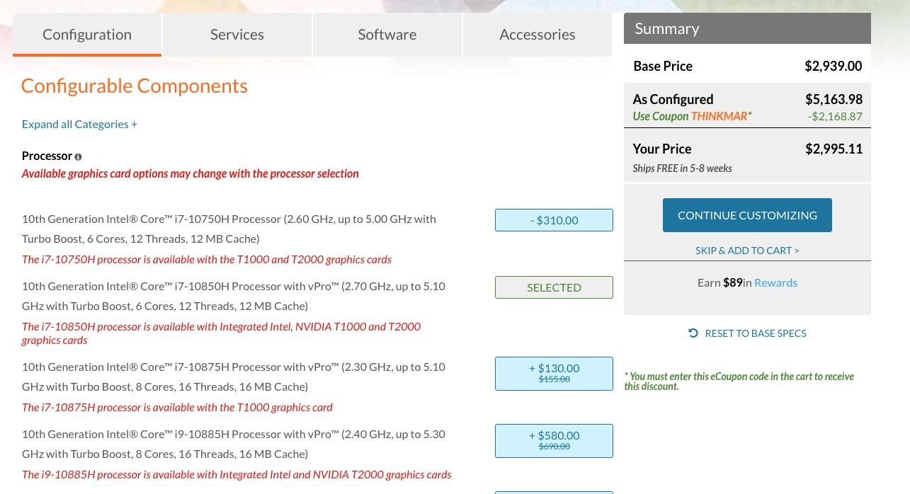 "Lenovo ThinkPad P1 Gen 3 15"" - Long Term Review - General Tech 76"