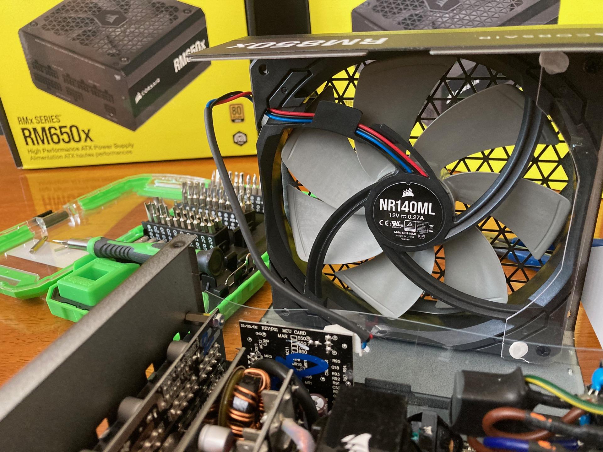 RMx ML Fan