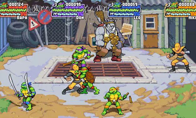 Teenage Mutant Ninja Turtles Returns And Hasn't Aged A Bit