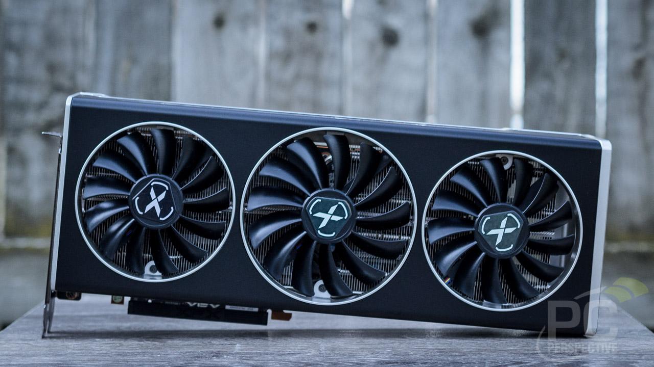 XFX Speedster MERC319 AMD Radeon RX 6700 XT BLACK Gaming Review - Graphics Cards 14