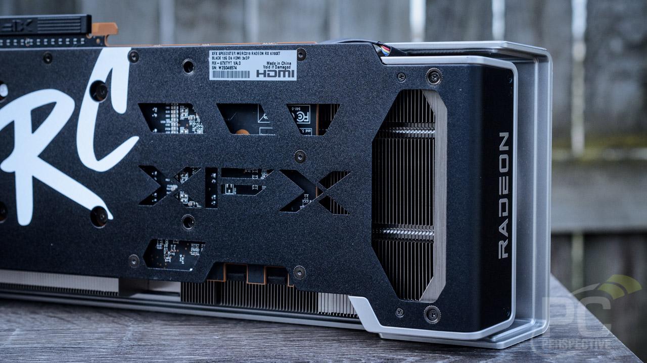 XFX Speedster MERC319 AMD Radeon RX 6700 XT BLACK Gaming Review - Graphics Cards 19