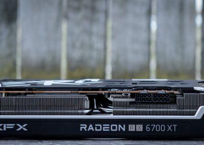 XFX Speedster MERC319 AMD Radeon RX 6700 XT BLACK Gaming Review - Graphics Cards 16