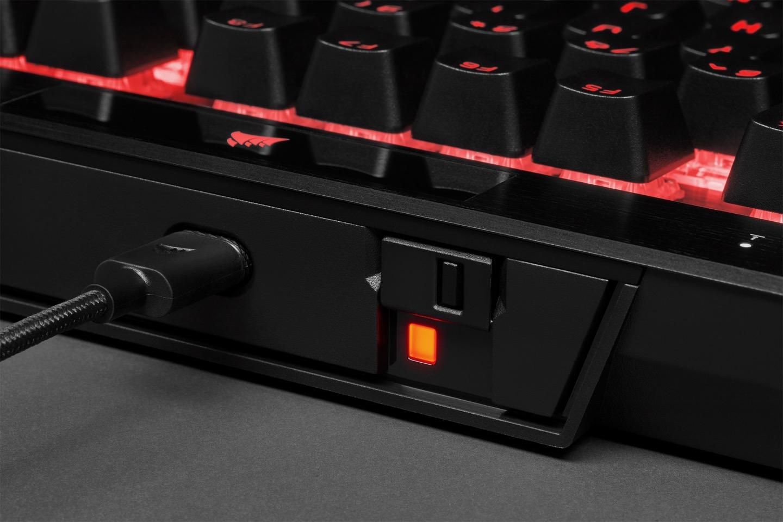 Corsair K70 RGB TKL Keyboard & Sabre RGB Pro Mouse Review - General Tech 33