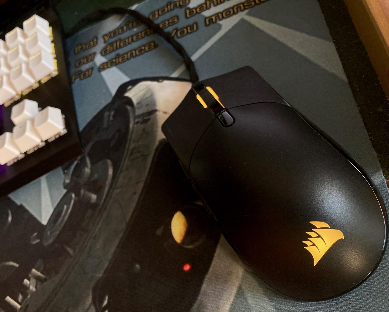Corsair K70 RGB TKL Keyboard & Sabre RGB Pro Mouse Review - General Tech 44