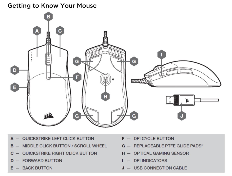 Corsair K70 RGB TKL Keyboard & Sabre RGB Pro Mouse Review - General Tech 42