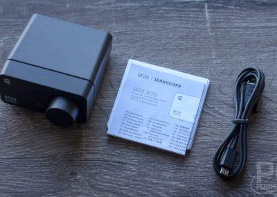 EPOS GSX 300 External Sound Card Review - General Tech 9