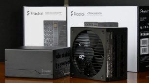 Fractal ION 550 & 850 watt Power Supply Review