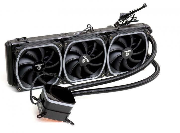 Enermax Tries Again With the Aquafusion 360 AiO Cooler