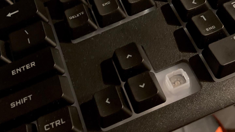 Corsair K55 RGB Pro XT Keyboard Review - General Tech 16