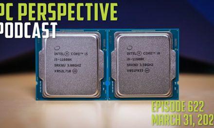 Podcast #622 –  Intel Rocket Lake, Corsair RMx PSUs, ARM v9, RTX 3080ti, and more!
