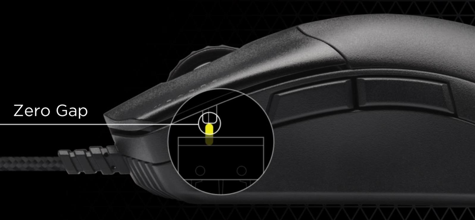 Corsair K70 RGB TKL Keyboard & Sabre RGB Pro Mouse Review - General Tech 43