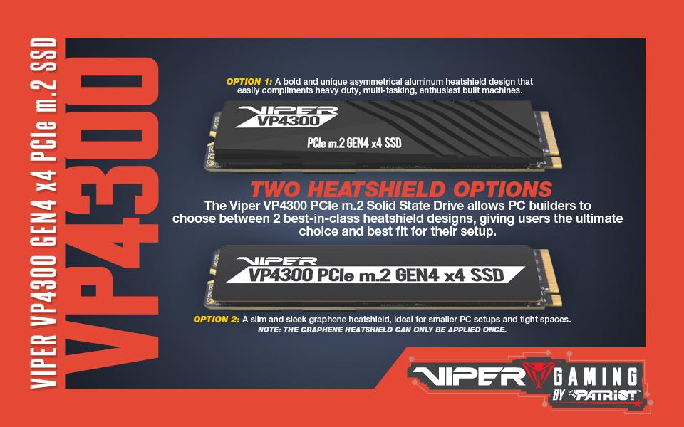 Viper Strikes with High Speed Gen4 SSD Storage - General Tech 2