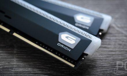 GeIL ORION RGB DDR4-4400 CL18 Ryzen Memory Review
