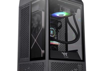 TT100 - Black Front Populated
