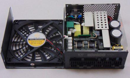 1000W Of SFX-L Power, The SilverStone SX1000