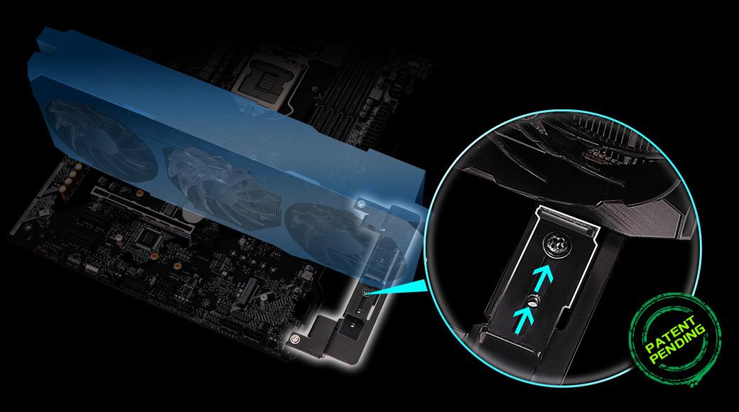 ASRock Z590 Taichi VGAHolder