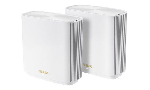 ASUS Announces ZenWiFi ET8: A WiFi 6E Mesh Networking System
