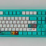 Keyboard Impressionism With The Akko 3108v2 Monet's Pond