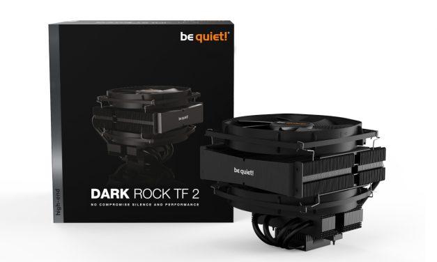 be quiet! Announces Dark Rock TF 2 CPU Air Cooler