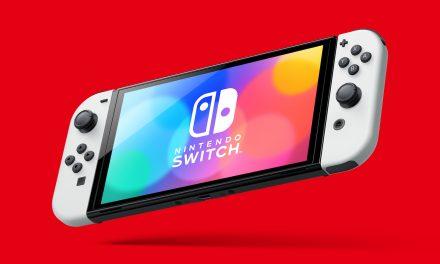 Nintendo Announces Nintendo Switch OLED Model: Semi-Pro (ish)
