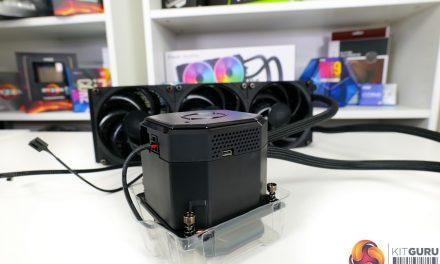 Cooler Master ML360 Sub-Zero; Remeber TEC Coolers?