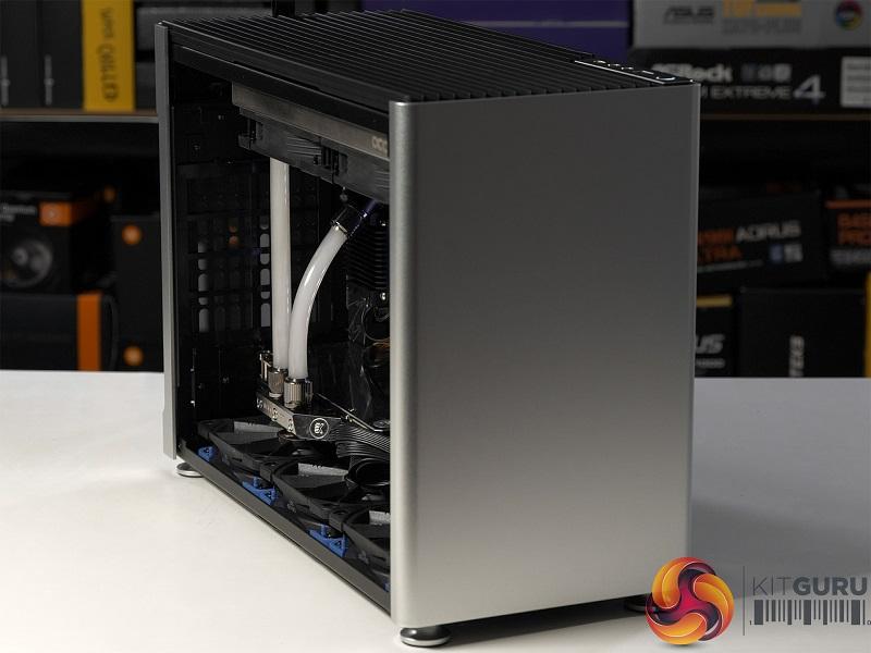 Jonsplus Reveals Their i100 Pro Mini-ITX Case