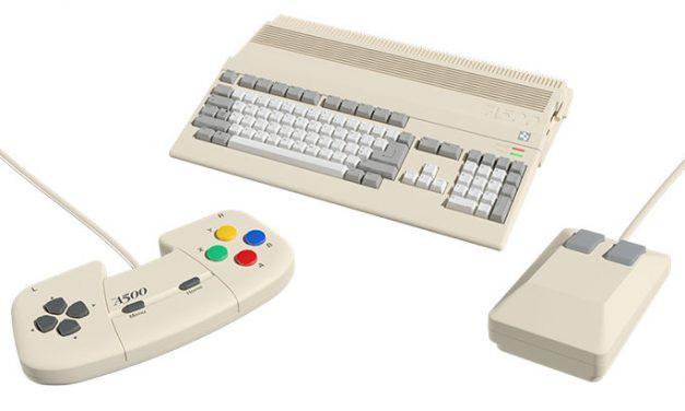 The A500 Mini, Say Hello To A New Amiga Retro Console