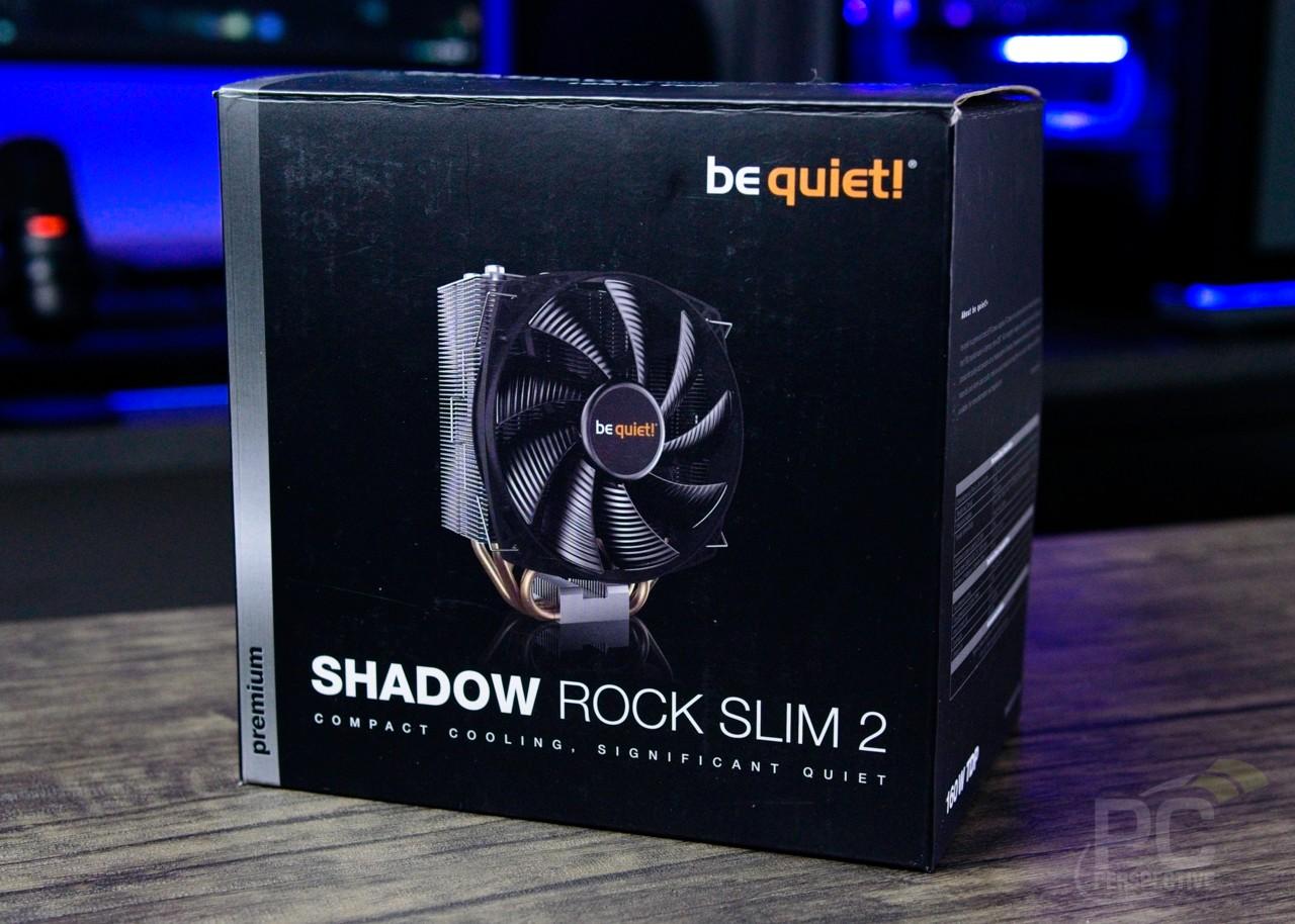 Shadow Rock Slim 2 Noise Chart