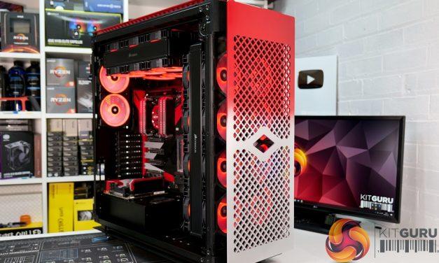 An AMD Behemoth System Still Needs To Look Pretty