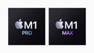 Apple Announces M1 Pro and M1 Max SoCs