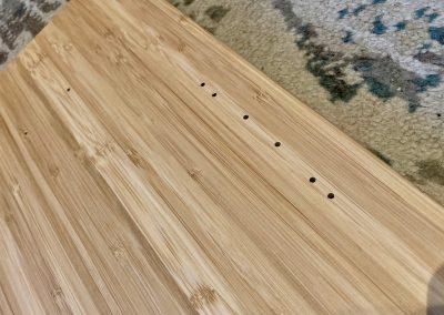 Flexispot Kana Pro Bamboo Adjustable Standing Desk Review - General Tech 25
