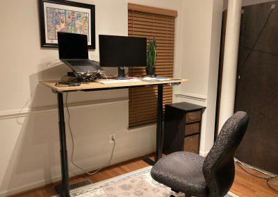Flexispot Kana Pro Bamboo Adjustable Standing Desk Review - General Tech 33