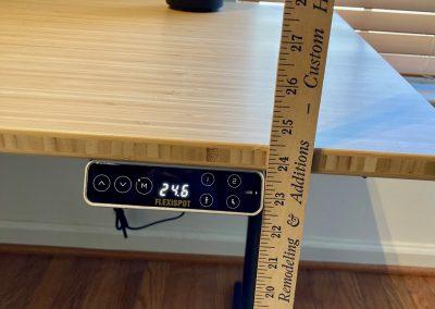 Flexispot Kana Pro Bamboo Adjustable Standing Desk Review - General Tech 31