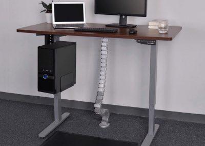 Flexispot Kana Pro Bamboo Adjustable Standing Desk Review - General Tech 20