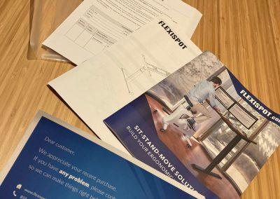 Flexispot Kana Pro Bamboo Adjustable Standing Desk Review - General Tech 24