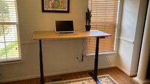 Flexispot Kana Pro Bamboo Adjustable Standing Desk Review