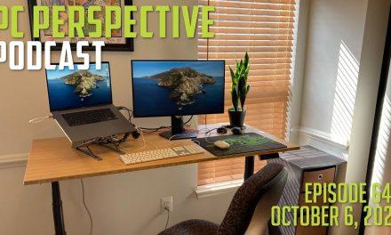 Podcast #647 – Windows 11 Slows Ryzen, Flexispot Powered Kana Desk Review, Clearview AI, Twitch Leak + More!